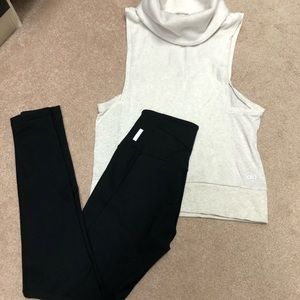 9089a2e8e4482 ALO Yoga Tops - Alo Yoga Haven Sports Tank